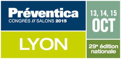 Affiche Préventica Lyon