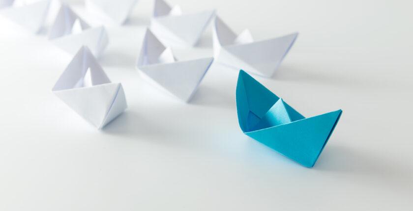 Métaphore visuelle leadership