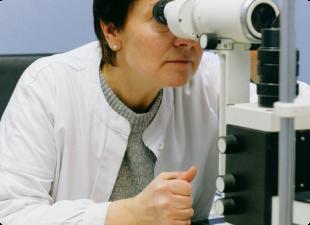 inspection au microscope